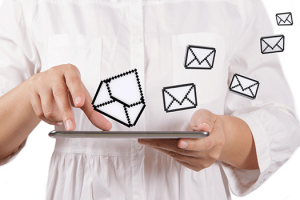 Sending Emails With Automotive Industry CRM Software