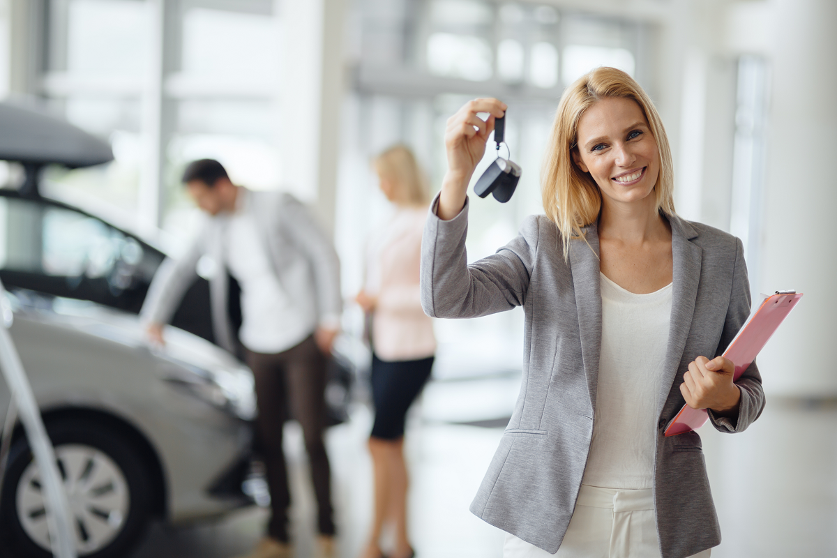 Custom Auto Dealership Loyalty Program Gift Rewards