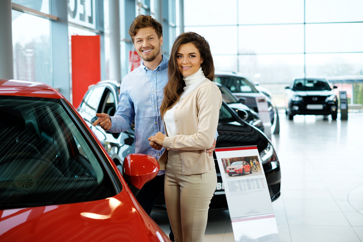 Automotive Dealership Customer Brand Loyalty Program