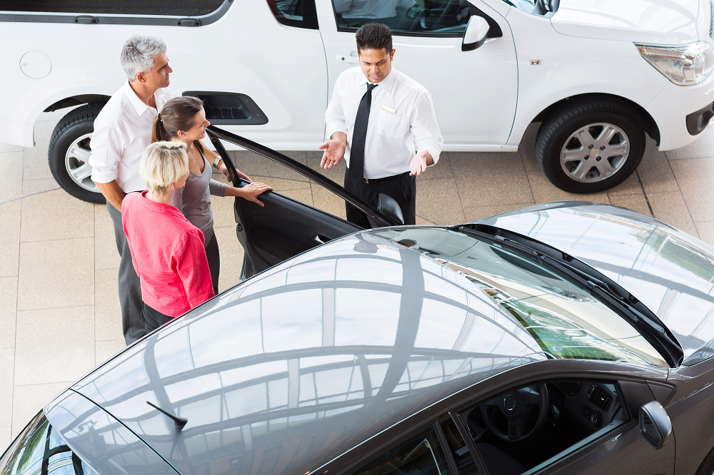 Auto Dealership Loyalty Programs Customer Retention