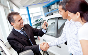Auto Dealership and Customer Bond with CRM Software