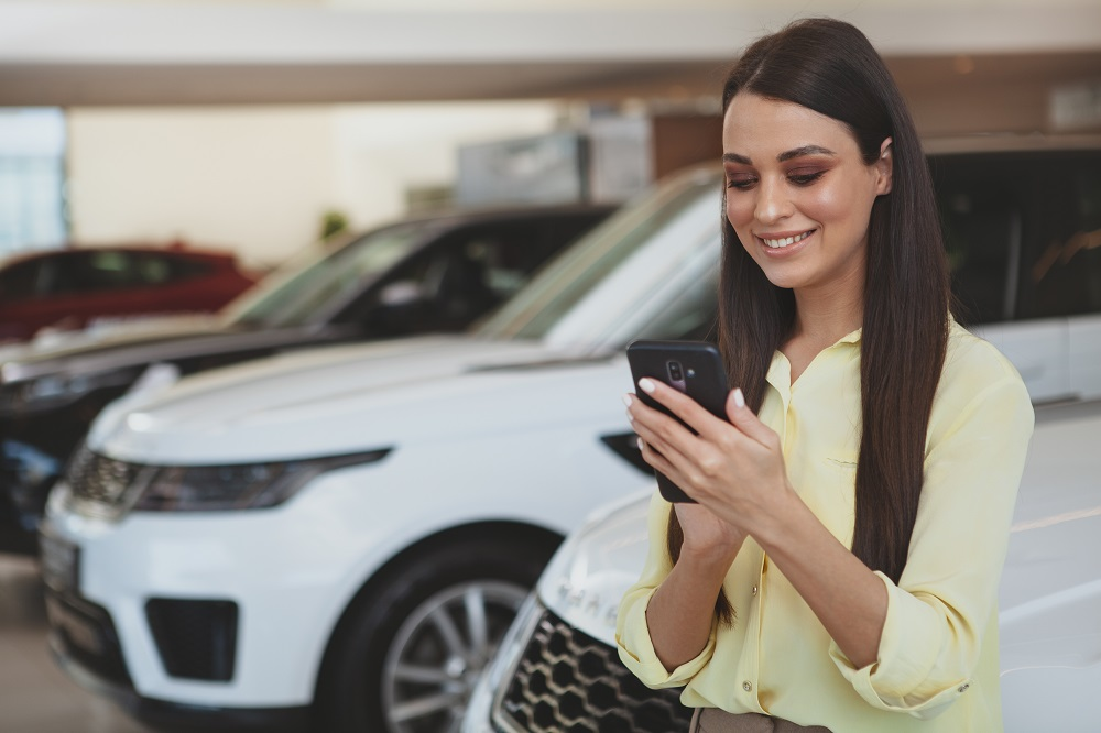 Auto Dealership Mobile App for Rewards Program