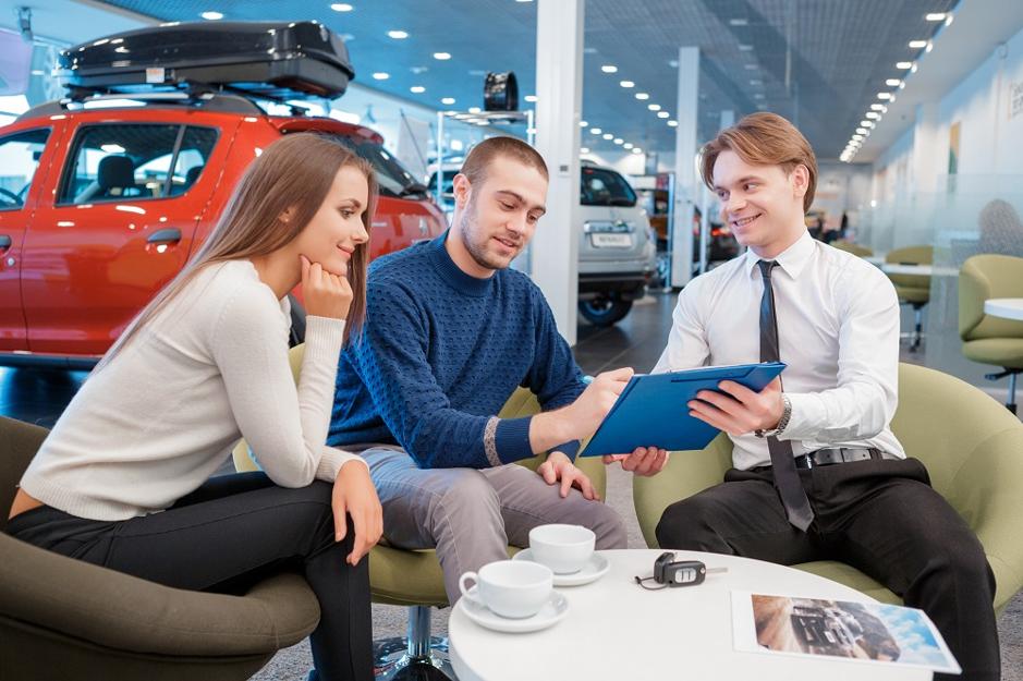 Auto Dealership Competitive Prepaid Maintenance Program
