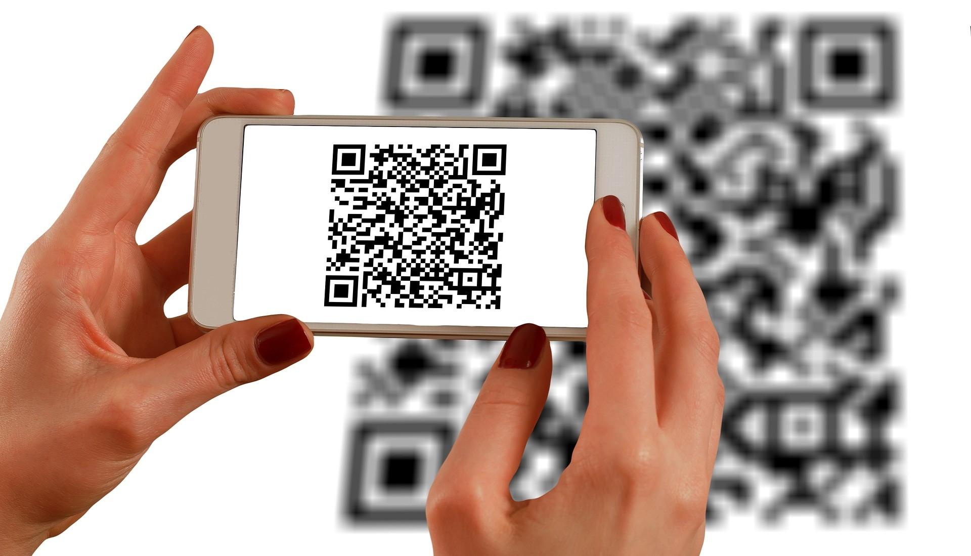 QR Codes in a Dealership Rewards Program