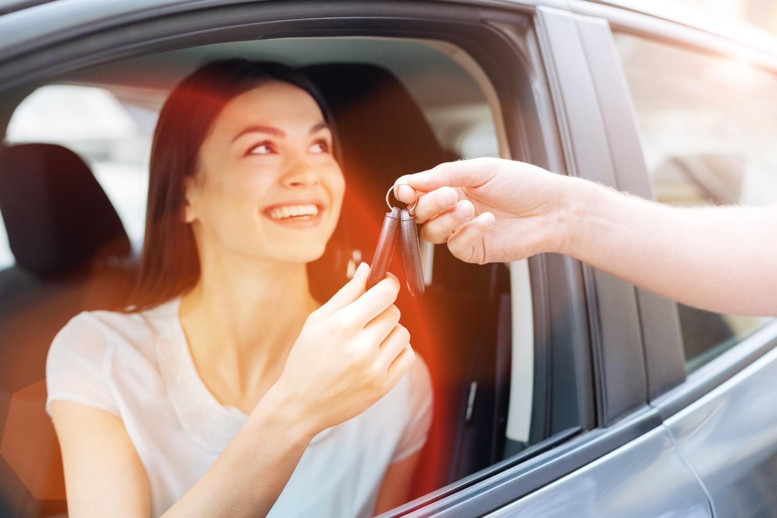 Car Keys After Dealership Maintenance Program