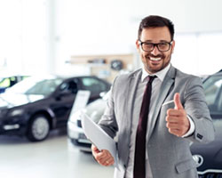 Automotive Dealership Loyalty Program Gift Card Customers