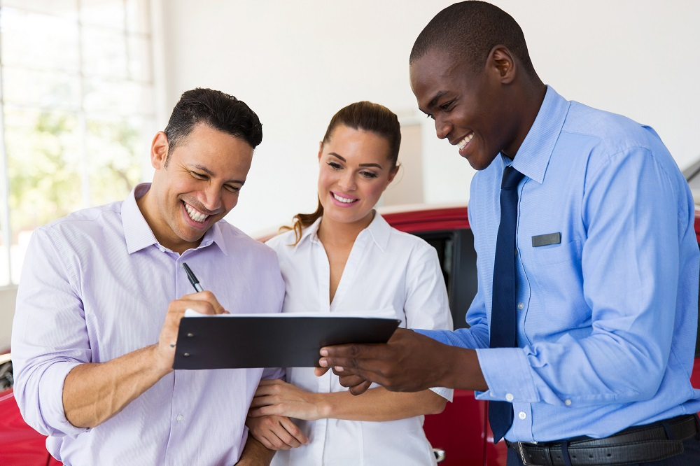Auto Dealership Loyalty Rewards Program Customer Retention