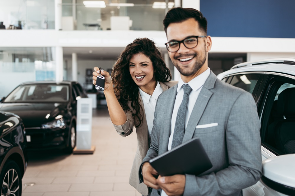 CRM System Works in Auto Dealership