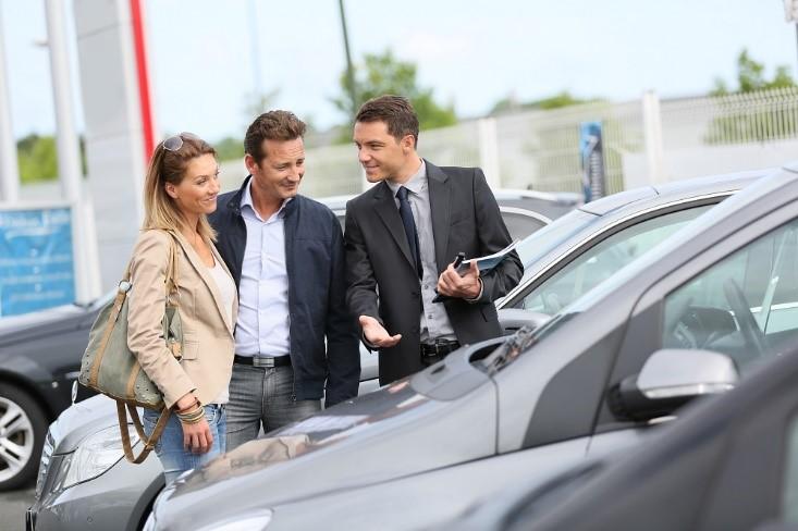 Loyalty program for auto dealerships customer service