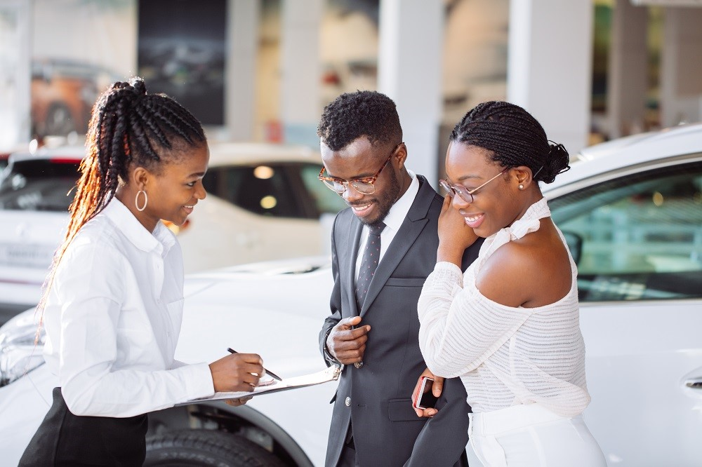 Car dealership loyalty rewards program